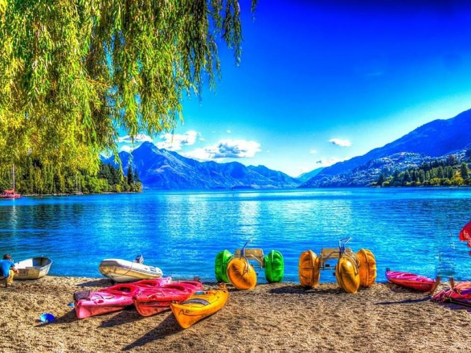 Hotels Queenstown (These rates are also valid for Family & Friends)