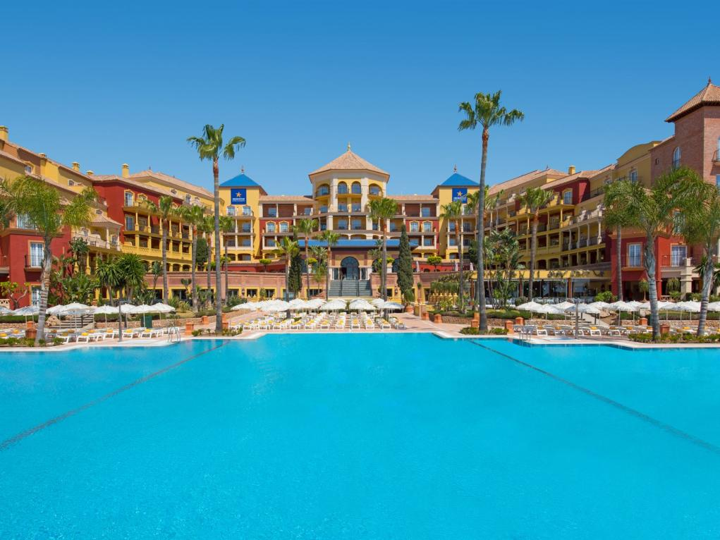 Iberostar Malaga Playa (also valid for Staff's Family & Friends even if the Staff member is not travelling!)