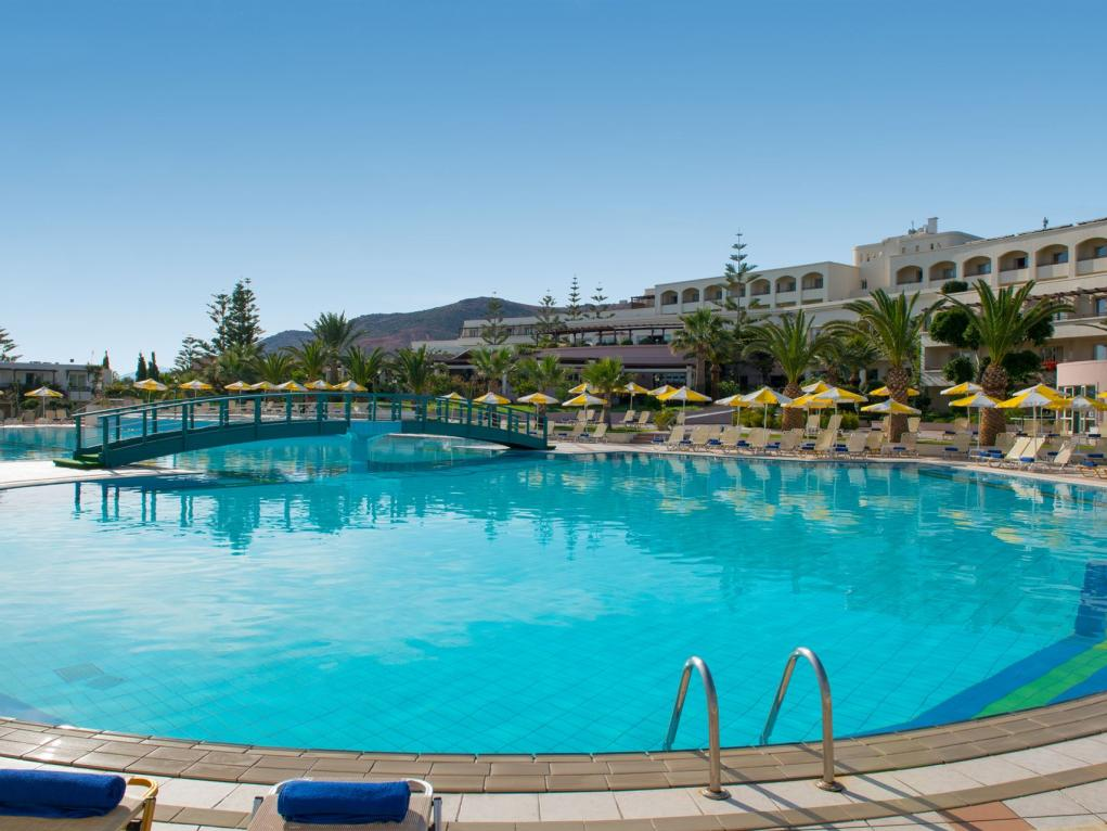 Iberostar Creta Marine (also valid for Staff's Family & Friends even if the Staff member is not travelling!)